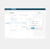 Telefónica I+D. Un proyecto de Diseño interactivo, Diseño Web y UI / UX de Javier 'Simón' Cuello - Lunes, 28 de diciembre de 2015 00:00:00 +0100