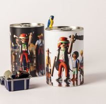 Piratas del Caribe. Um projeto de Fotografia, Br e ing e Identidade de victoria escoredo         - 04.01.2016