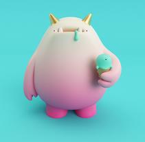 PERSONAJES!. A 3D, Character Design&Illustration project by Aarón Martínez - Jan 05 2016 12:00 AM