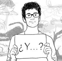 ¿Y...? - Animación 2D. A Animation project by Juan Bermúdez         - 01.12.2015