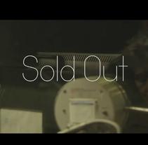 """Montaje Trailer """"Sold Out"""". Un proyecto de Cine y Vídeo de Jose Cabello Mata         - 31.07.2015"""