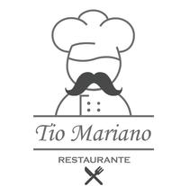 Logotipo Restaurante Tio Mariano. A Graphic Design project by Christian Fernandez Campos         - 04.01.2016