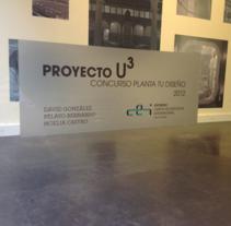 U3 - Diseño de producto / Diseño de interiores. Un proyecto de Instalaciones, Diseño industrial, Diseño de interiores y Diseño de producto de David González - 14-02-2013