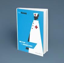 Diseño portada de libro. Um projeto de Ilustração e Design gráfico de Mónica Galán de la Llana         - 20.01.2016