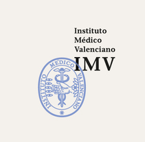 Instituto Médico Valenciano (IMV). A Design, Br, ing, Identit, Design Management, and Graphic Design project by Joan Rojeski         - 02.05.2015
