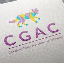 CGAG. A Br, ing, Identit, and Fine Art project by Daniel C. Rubio         - 12.03.2014