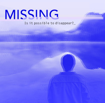 Missing - iTunes Podcast. A UI / UX, Br, ing, Identit, and Web Design project by Nadia Arioui  - 26-01-2016