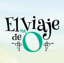 El viaje de O. A Illustration, Editorial Design, and Graphic Design project by Marta García Pérez         - 26.01.2014