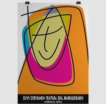Teatro Marquesado 2006. Un proyecto de Publicidad y Diseño gráfico de Javier Leal - 31-01-2016