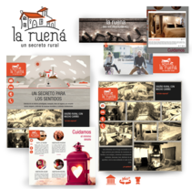 LA RUENA - Ya no basta con diseñar y programar páginas web..... A Web Development, and Web Design project by Javier Patiño - Feb 09 2016 12:00 AM