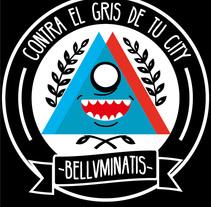 BELLVMINATI. Un proyecto de Diseño gráfico de Charlie          - 10.02.2016