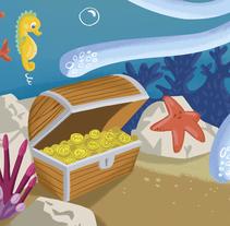 Cartel -recursos didácticos-. A Illustration project by Nuria  - Feb 12 2016 12:00 AM