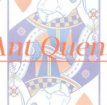 Ant Queen. Um projeto de Ilustração, Design editorial e Design gráfico de Eneri Mateos         - 11.02.2016