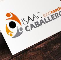 Branding Isaac Caballero SportCoach. Un proyecto de Br e ing e Identidad de neus escarp - 14-05-2015