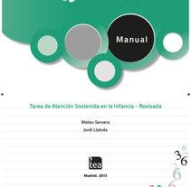 Manual CSAT-R. Un proyecto de Diseño editorial de Ana Cristina Martín  Alcrudo - 04-12-2015