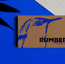 Rumbera — Provincia Tropical. A Design, Art Direction, Br, ing, Identit, Editorial Design, and Graphic Design project by Kevin Betancourt         - 17.02.2016