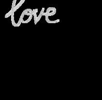 Mi Proyecto del curso: Los secretos dorados del lettering, pero con tinta. Un proyecto de Caligrafía de Ana Fariñas         - 25.07.2016