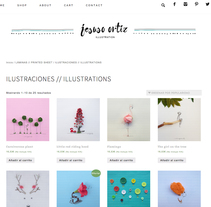 Mi Proyecto del curso:  jesusoart.com. A Illustration, Photograph, and Web Development project by Jesús Ortiz  - 23-02-2016