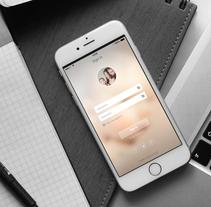 Nursery App Concept by LVÀ (app & smatphone). A Design, UI / UX, Interactive Design, and Web Design project by Alicia  Córdoba Muñoz - 03-02-2016