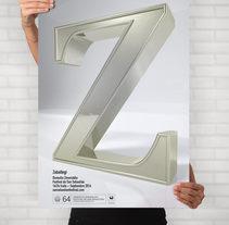 Festival de Cine - Zabaltegi. A Design, Advertising, 3D, Art Direction, Graphic Design, and Post-Production project by Javi Villar         - 02.03.2016