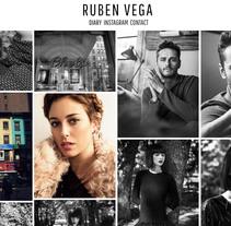 RubenVega. A Photograph project by David Hernanz         - 03.03.2016
