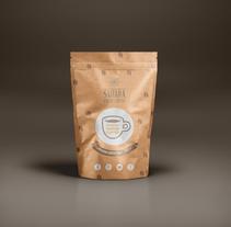 SAHARA. Un proyecto de Br, ing e Identidad, Diseño gráfico y Packaging de Lara Pino Castillo         - 08.03.2016