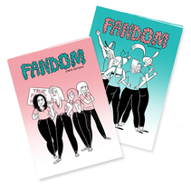 FANDOM. A Comic, and Editorial Design project by clara soriano - Mar 01 2016 12:00 AM