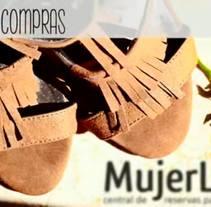 Spot MujerLife. Um projeto de Vídeo de David Polo Hernán         - 31.03.2014