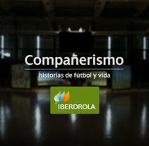 Campaña IBERDROLA (Historias de Fútbol y vida). A Film, Video, TV, Post-Production, TV, and VFX project by Miguel de la Cuétara         - 09.03.2016
