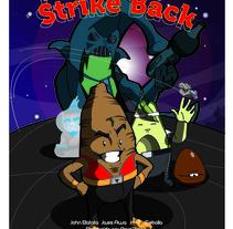 La trilogía de la batata.. Un proyecto de Diseño, Ilustración, Animación y Diseño de personajes de Sergio Rodríguez Rodríguez - 09-03-2016