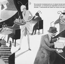 Libro de colección. Um projeto de Ilustração de Sandra Rilova         - 09.03.2016