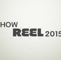 Reel 2015. Um projeto de Vídeo de dtk         - 10.03.2016