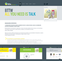 Web BTTW. Um projeto de Desenvolvimento Web de Sergi Sanchez Vilar         - 31.03.2014