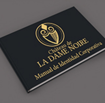 Manual Identidad Corporativa Champagne. Um projeto de Br, ing e Identidade e Design gráfico de Carlos Perez         - 11.03.2016
