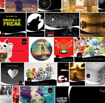 Contenidos para Coca Cola Zero España. A Design, and Social Media project by Daniel Blanco Sentís         - 15.03.2016