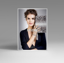 Mozaik - Fashion Lookbook. Un proyecto de Dirección de arte, Br, ing e Identidad, Diseño editorial, Moda y Diseño gráfico de Carmen Virginia Grisolía Cardona - 14-09-2014