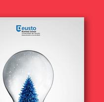 DBS. Postal de Navidad 2015. A Photograph, and Graphic Design project by Tintácora Estudio Creativo         - 21.03.2016