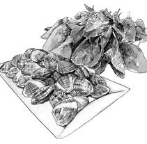 Ilustraciones gastronómicas. Un proyecto de Ilustración y Diseño editorial de Manu Díez         - 25.03.2016