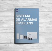 REVISTA ALARMAS EKSELANS. A Photograph, Editorial Design, and Graphic Design project by Claudia Domingo Mallol - 09-04-2016