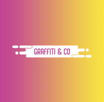 Graffiti & Co. A Br, ing, Identit, Graphic Design, T, and pograph project by Mina Curone - Mar 31 2016 12:00 AM