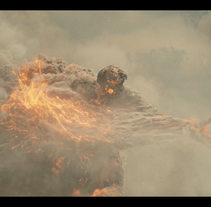 Wrath of the Titans. A 3D, and VFX project by Xuan Prada - 04-04-2016