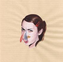 La verdad sobre las máscaras. Un proyecto de Bellas Artes de Tamara Feijoo Cid - 05-04-2016