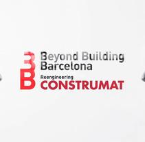 Beyond Building Barcelona 2015. Um projeto de Design, Publicidade, Motion Graphics, Animação, Design gráfico e Design de som de Daniel Salazar Anderson         - 07.04.2016