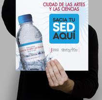 C.A.C. advertising campaign. Um projeto de Direção de arte de Jose Ribelles         - 13.04.2016