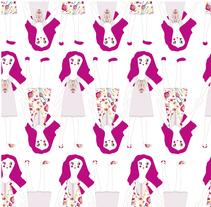rapport. Un proyecto de Diseño de vestuario de María Esteban León         - 18.04.2016
