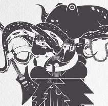 Ragnarök. A Art Direction, Graphic Design&Illustration project by Daniel Vidal - Apr 21 2016 12:00 AM