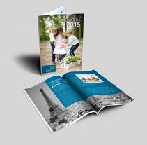 Memoria FEFN 2015. Um projeto de Design, Design editorial e Design gráfico de 2mas2 Comunicación          - 25.04.2016