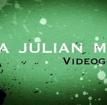 Demo Reel 2016. Un proyecto de Cine, vídeo, televisión, Diseño de títulos de crédito, Cine, Vídeo y VFX de Delia Julian         - 31.12.2015