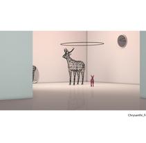 21 - MOTION GRAPHICS CON CINEMA 4D . Un proyecto de Motion Graphics, 3D y Animación de CIFO l'Hospitalet         - 28.04.2016