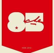 """85 Aniversario del Nacimiento de Ernesto """"Che"""" Guevara.. Un proyecto de Diseño y Diseño gráfico de Florencia Caprara         - 03.05.2016"""
